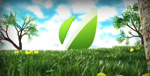 After Effects Project - VideoHive Nature Logo Sting 217739