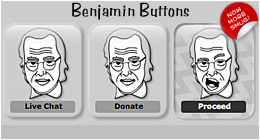 Benjamin Buttons Out Now!