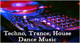 Techno, Trance, House , Dance Music Collection