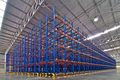 Industrial shelving metal pallet racking storage system