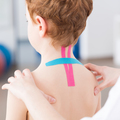 Boy with spine problem