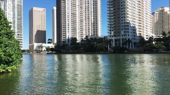 VideoHive Miami View Brickell Key Area 18761940