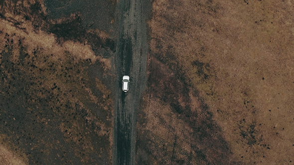 VideoHive Across The Iceland By Car 18762837