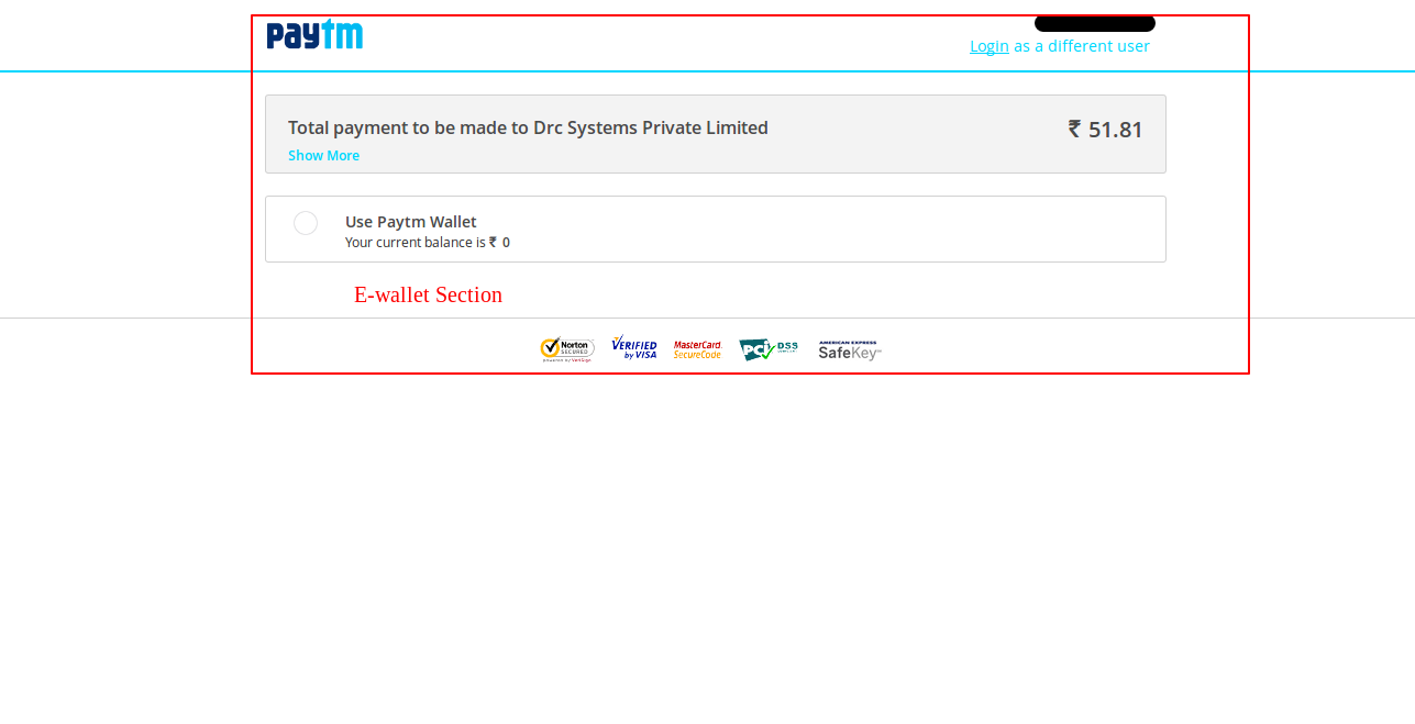 Paytm wallet magento 2 extension - 3