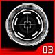 HiTech HUD Circle Target-Radar #03