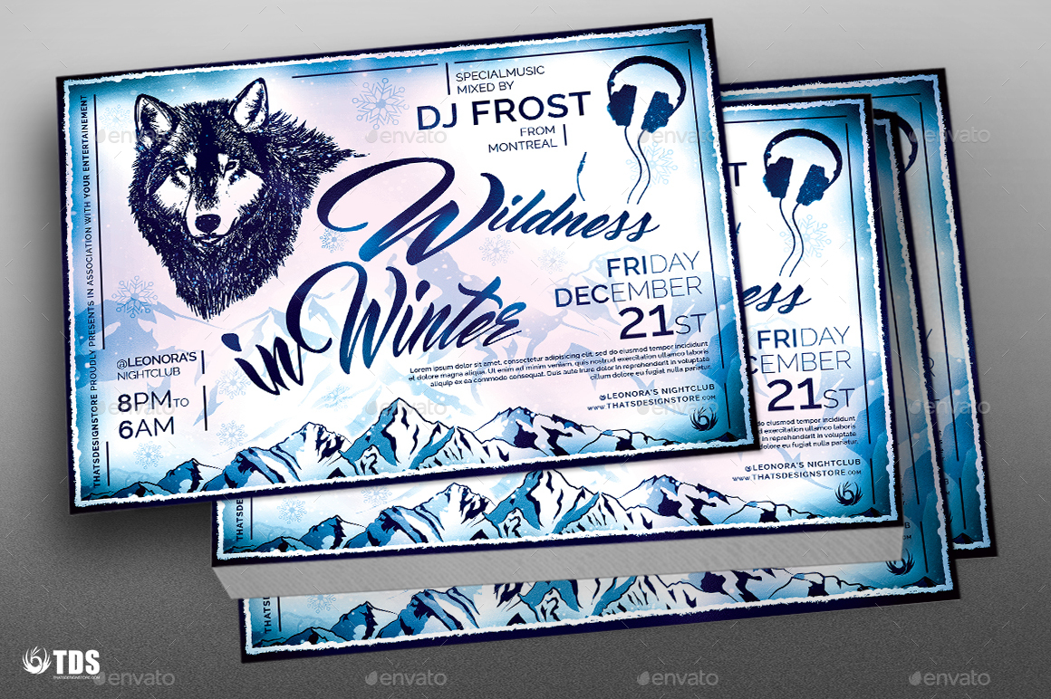 wildness in winter flyer template by lou graphicriver 01 wildness in winter flyer template jpg 02 wildness in winter flyer template jpg