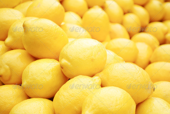Lemon - Stock Photo - Images