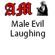 Male Evil Laughing