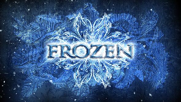 Frozen - Winter Titles Opener