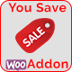 You Save: Add-on for Woocommerce