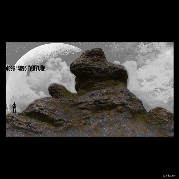 Rock_03 - 3DOcean Item for Sale