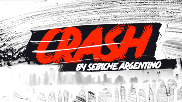 VideoHive Crash Concert Organic Paint 18772324