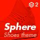 Sphere - Rsponsive Magento 2 Theme