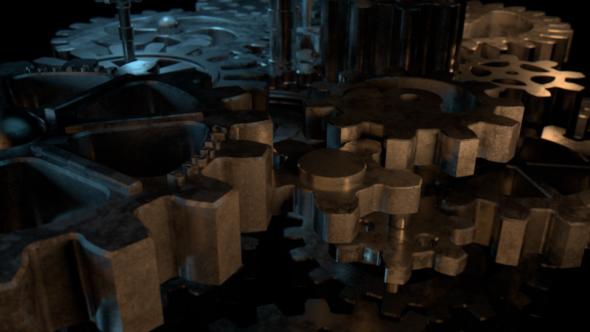 Mechanics - 3DOcean Item for Sale