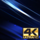 Elegant Blue Background 4K