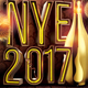 NYE 2017 3D Flyer Template
