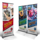 Computer Repair Roll-up Banner