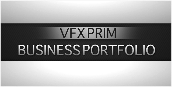 After Effects Project - VideoHive Business Portfolio Showcase 1848040