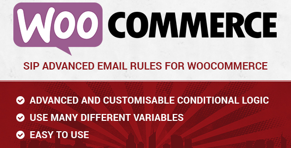 SIP Sophisticated E-mail Guidelines for WooCommerce (WooCommerce)