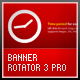 BANNER ROTATOR 3 PRO - ActiveDen Item for Sale