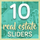 Real Estate Sliders