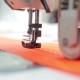 Sewing Machine Begins To Work