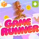 Candy Game Runner Full Ios Game - (Xcode project - Admob - Buildbox)
