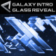 Galaxy Intro - Glass Logo Reveal - VideoHive Item for Sale