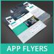 Multipurpose Mobile App Flyer Template