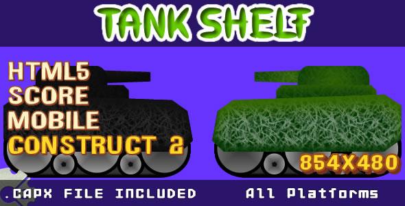 Tank Shelf - HTML5 (.CAPX)