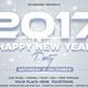New Year Celebration Flyer