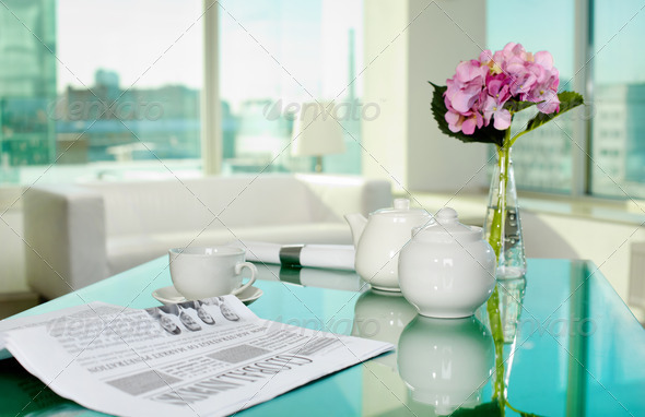 Morning theme - Stock Photo - Images