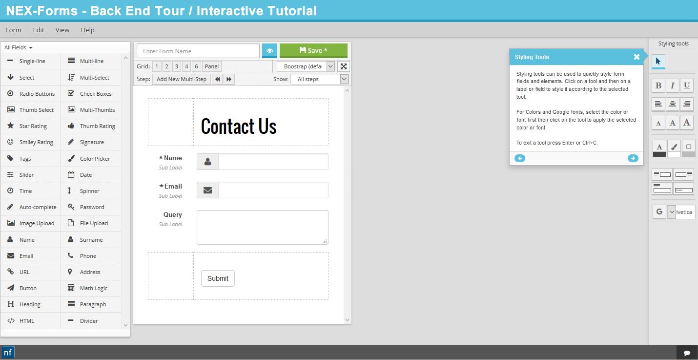PDF Creator for NEX-Forms - WPMeta