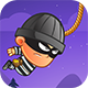 Swing Robber - HTML5 Game (CAPX)