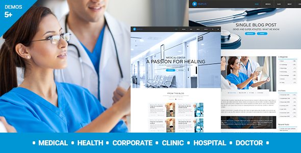 Download MedPlus – Medical & Health WordPress Theme nulled download