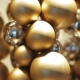 Christmas Decoration Balls Or Garland Of Beads 13