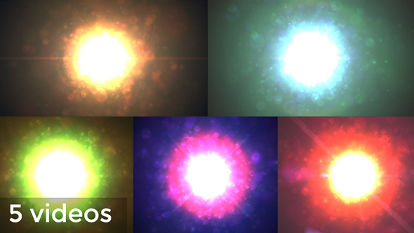 Download Abstract Lights Pack nulled download