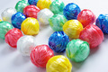 Colorful Ball by Plastic Rope - PhotoDune Item for Sale
