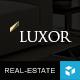 LUXOR - Responsive WordPress Real Estate Theme