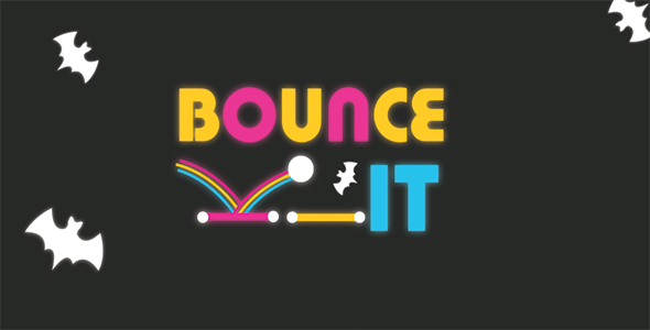 Bounce Game android easy to reskin with admob - CodeCanyon Item for Sale