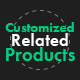 Customize related products