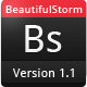 BeautifulStorm - Simple Corporate HTML5 Template - ThemeForest Item for Sale