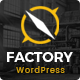 Factory Plus - Industry, Factory, Engineering and All Industrial Business WordPress Theme