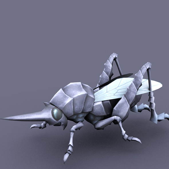 Grasshopper - 3DOcean Item for Sale