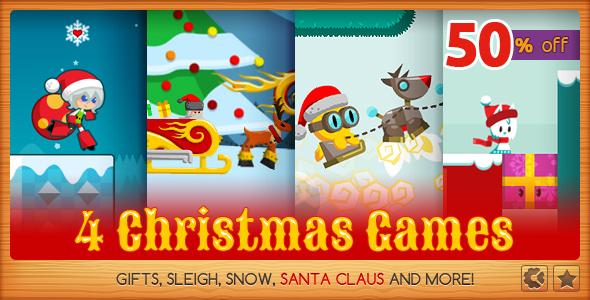 Christmas Games Bundle