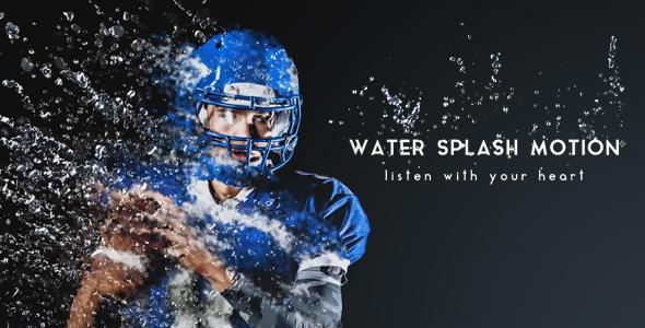 Download Water Splash Motion nulled download