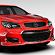 Holden Commodore SS V Redline Sportwagon VF Series II 2016