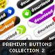Premium Buttons Collection - pack2 - GraphicRiver Item for Sale