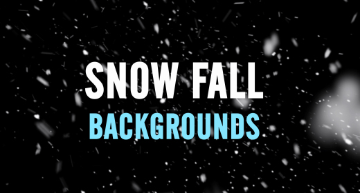 Snow Fall Backgrounds