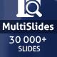 MultiSlides Powerpoint Presentation Template